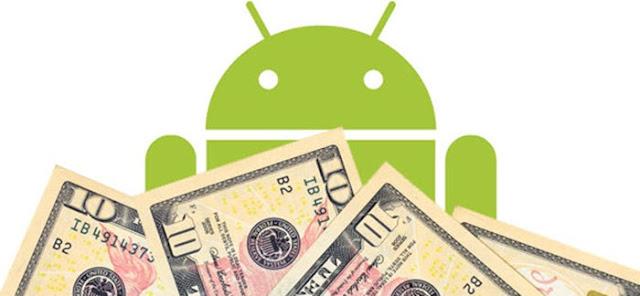 Android a dado ganancias de 22.000 millones a Google.