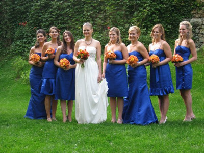 Bridesmaids Checklist