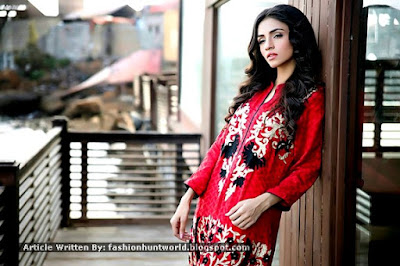 Zainab Hasan Eid 2015 Collection | Embroidered Dresses For Eid Ul Fitr 2015