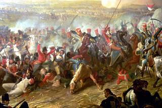 bătălia de la Waterloo