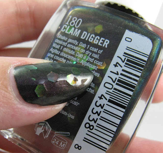 Sally Hansen Pearl Crush Clam Digger Swatch