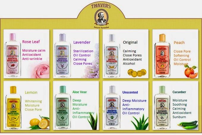 Beauty] Thayers Alcohol-Free Rose Petal Witch Hazel with Aloe Vera ...