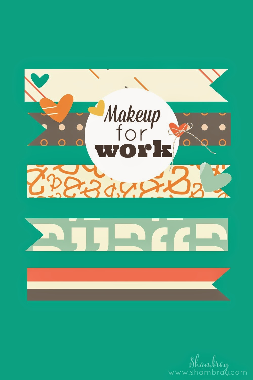 makeup, work, office