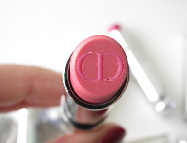 Dior Addict lipstick with new hydra-gel core - Smile