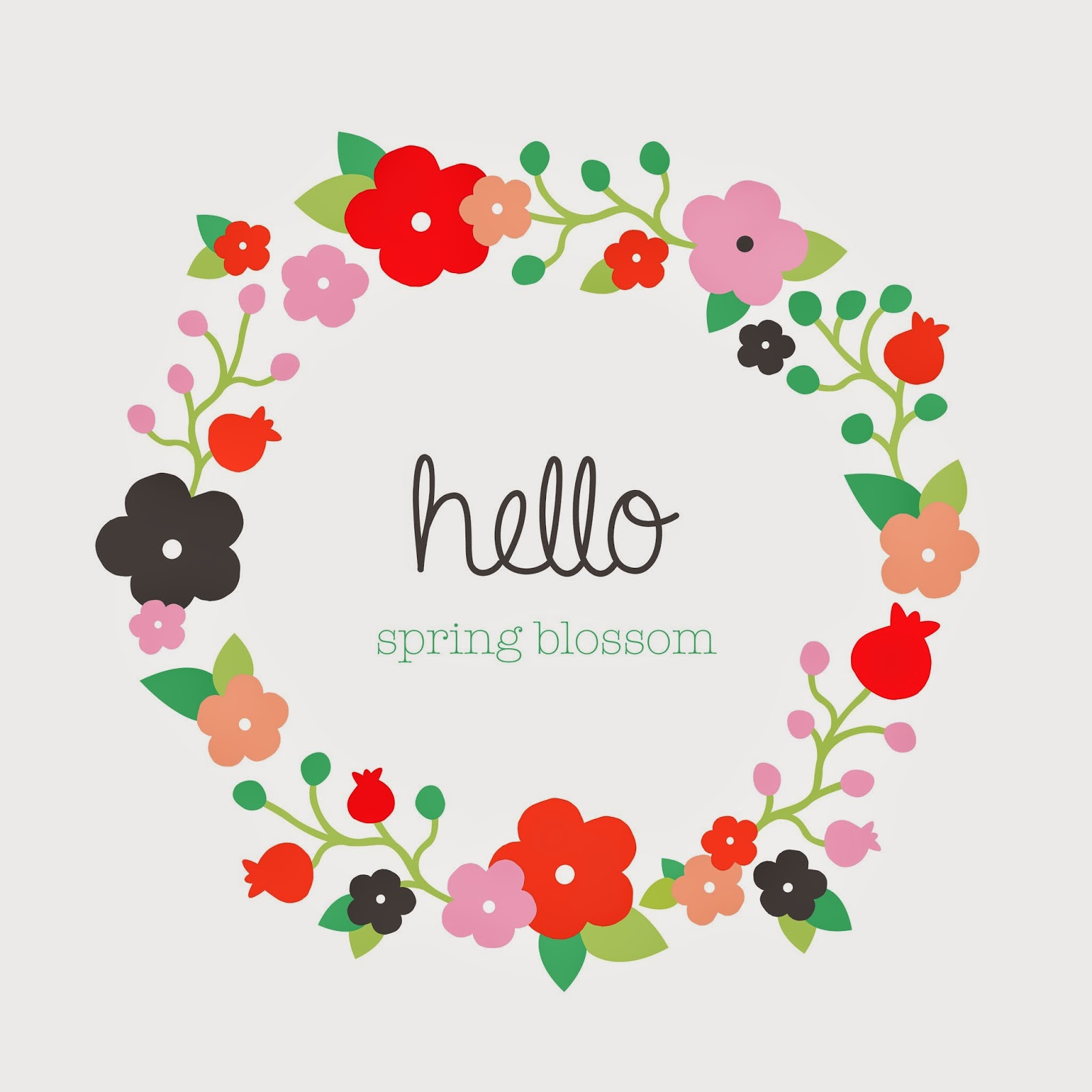 Favorit little smilemakers studio: > Happy spring & a quirky easter | Free  WD28