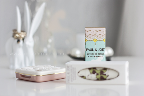 Paul Joe carousel spring lipstick