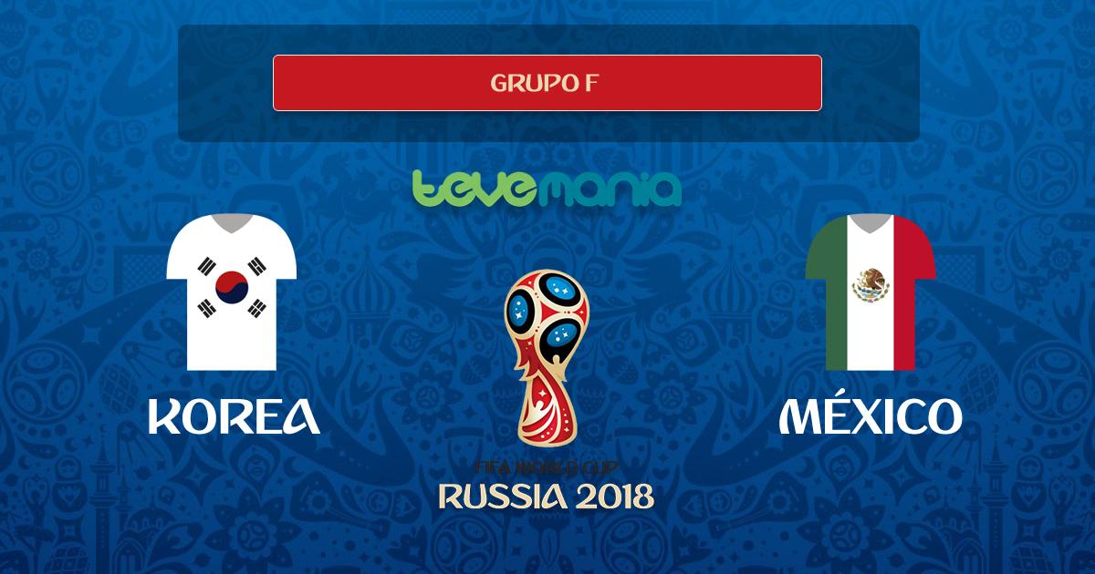 México suma su 2da victoria y vence 2-1 a Corea del Sur