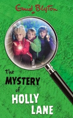 THE FIRST MYSTERY BOOK THAT I READ