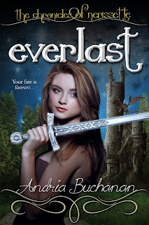 Cover Reveal: The Chronicles of Nerissette