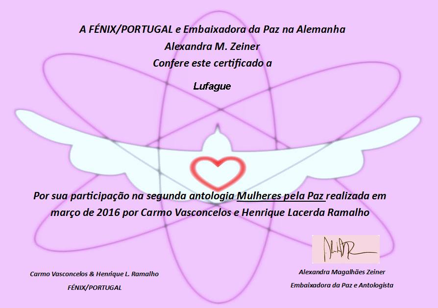 Certificado Fenix\Portugal\Alemanha