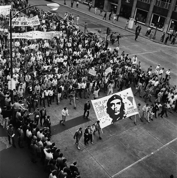 el movimiento estudiantil de 1968 essay