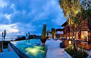 Hotel Mewah Yang di Booking Raffi Ahmad di Bali