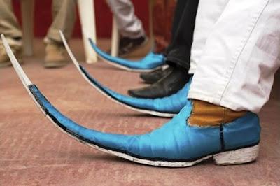 botas picudas tribalbotas bien picudas cocodrilo avestruz