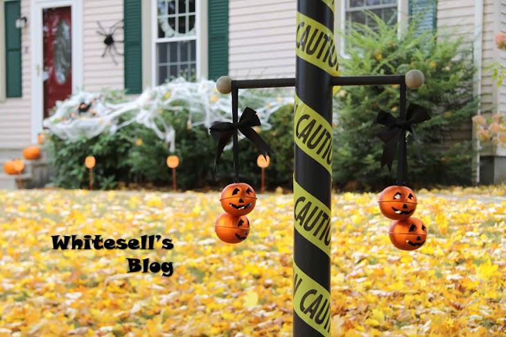 Whitesell Blog