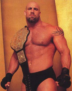 Bill Goldberg Tattoos - Celebrity Tattoo Ideas