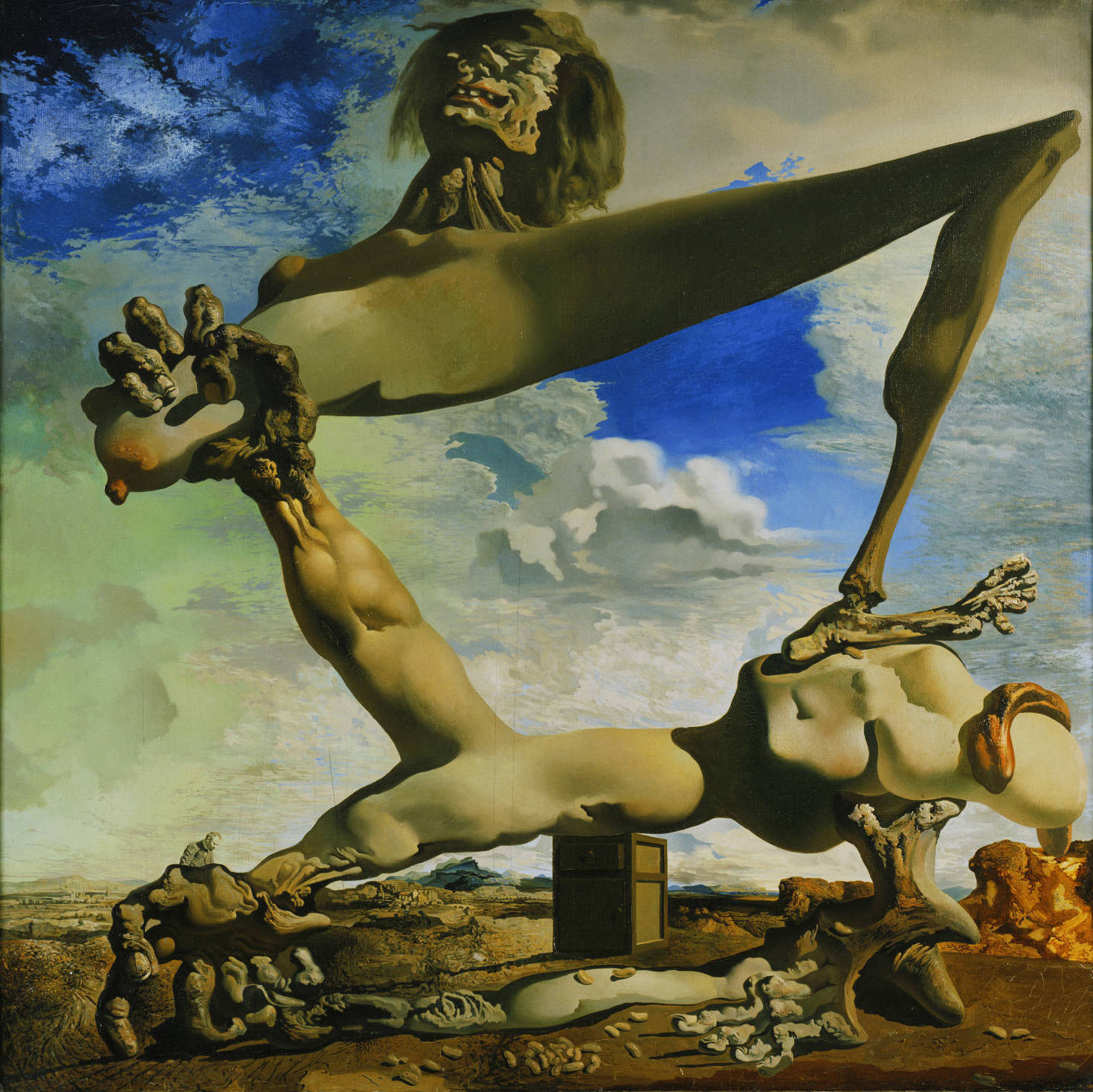 PAINTING SURREALISM Salvador Dali ART FOR YOUR WALLPAPER