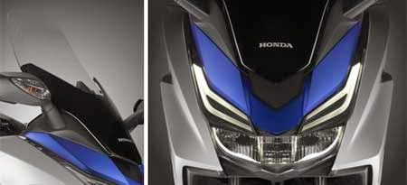 gambar Honda Vorza 125