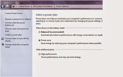 Power Plan