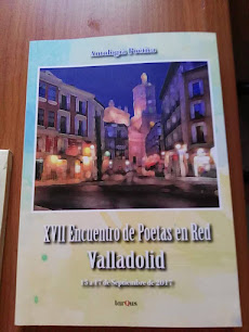 XVII encuentro de Poetas en Red-Valladolid