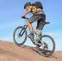 Cara Menanjak Dengan Sepeda - tanjakan sepeda