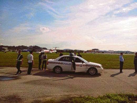 Gempar Penerbangan Pesawat Malindo Air Ke Pulau Pinang Tergendala Akibat Ancaman Bom