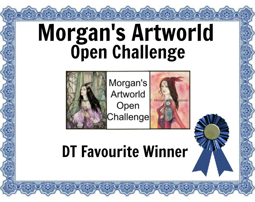 DT Favourite Winners Morgan's ArtWorld
