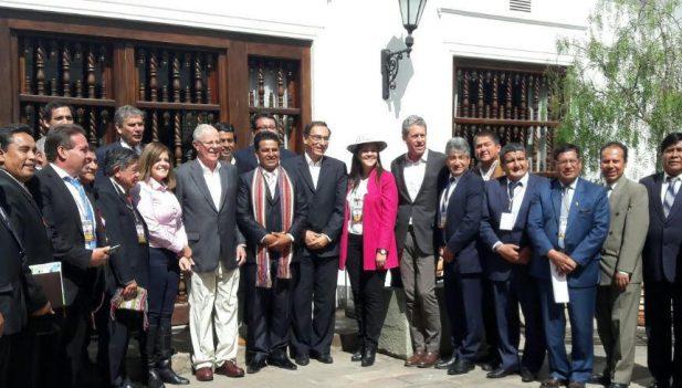 """PPK: """"El Perú debe estar unido para hacer las obras que necesitamos"""" Indicó que en su gestión se pr"""