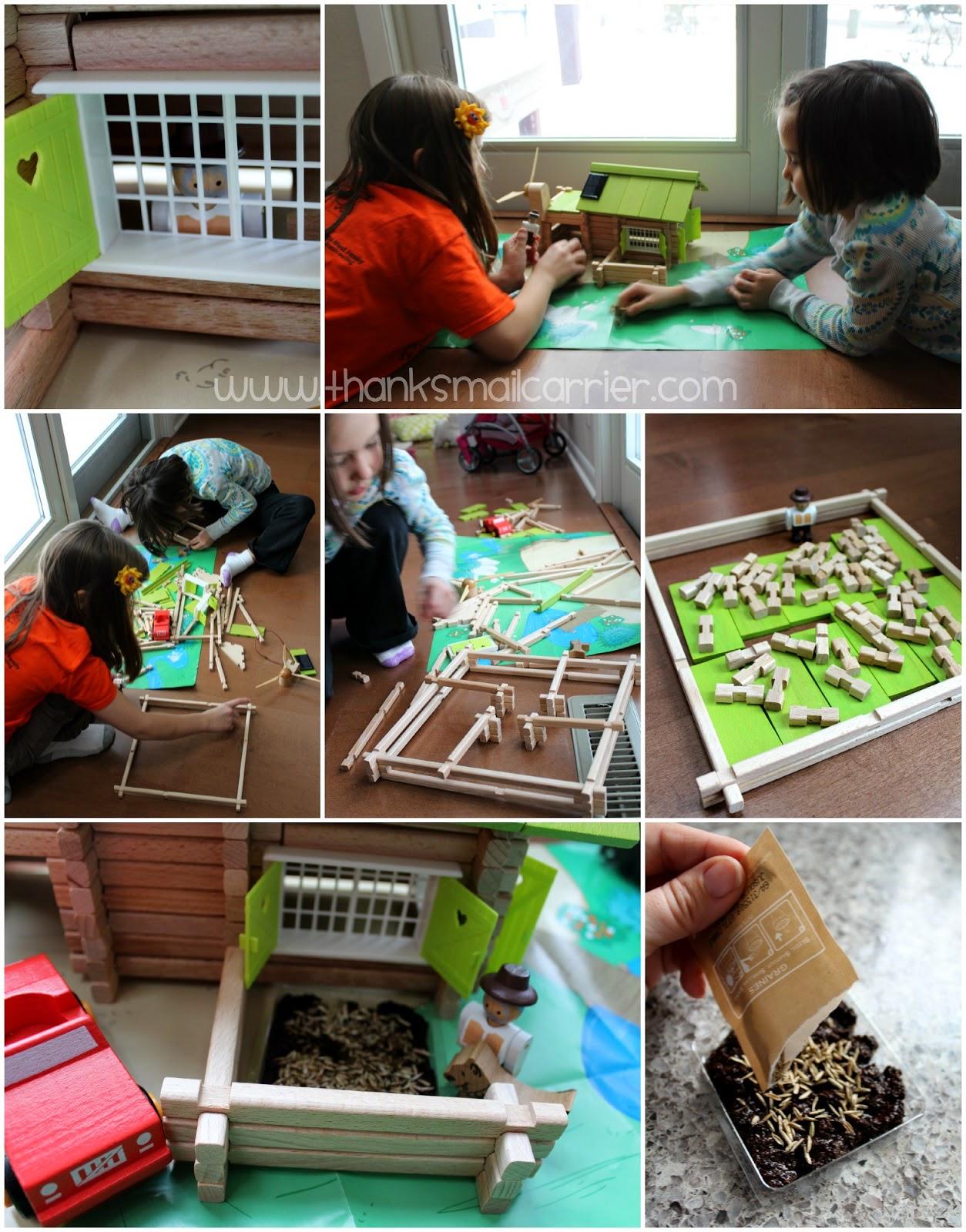Vilac Organic Farm toy