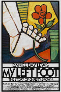 My Left Foot Poster