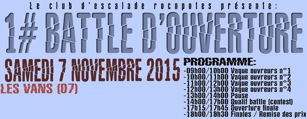 Battle d'Ouvertures