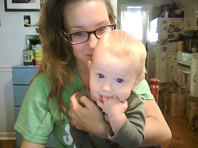 Levi at 10 months