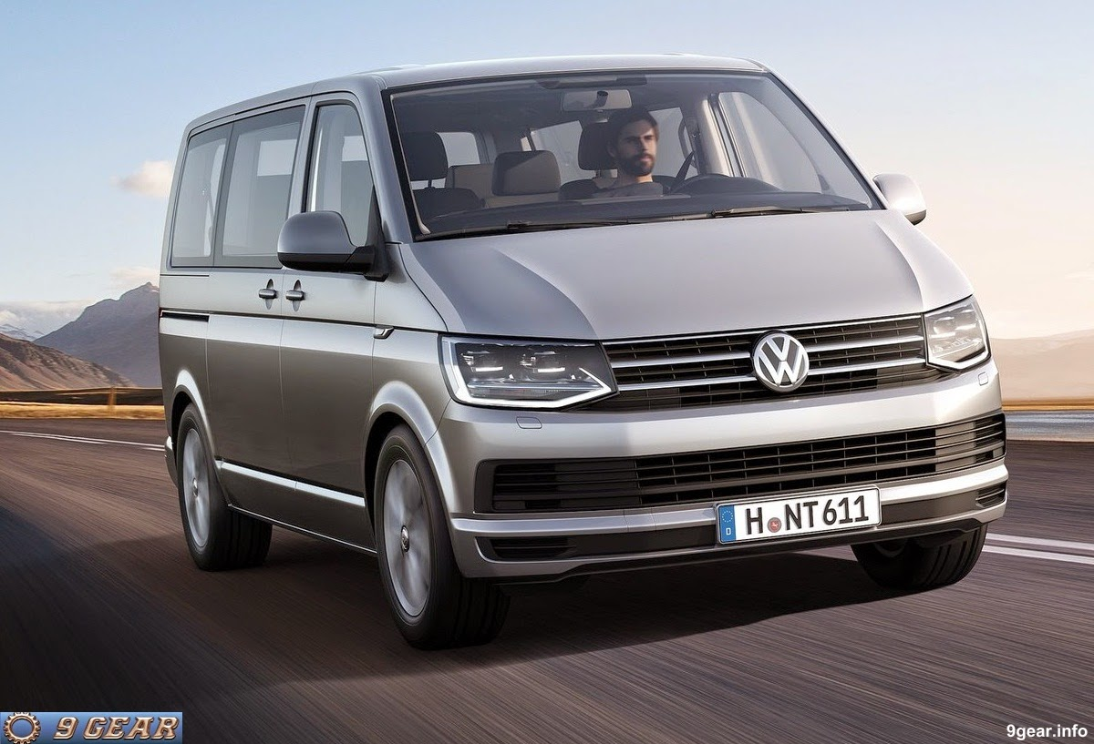 2016 volkswagen transporter t6 multivan caravelle car reviews new car pictures for 2018 2019. Black Bedroom Furniture Sets. Home Design Ideas