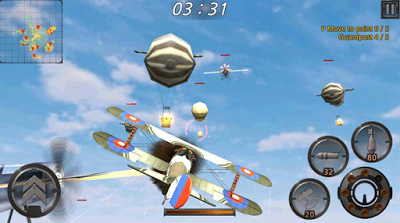 Air Battle World War v1.0.1 MOD APK-screenshot