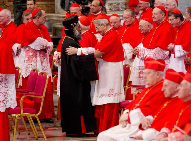 role and symbolism of the cardinal in the roman catholic church He left out the part about women in the roman catholic church not even getting a shot at equal work pay isn't the primary issue when you're barred from certain positions and profoundly.