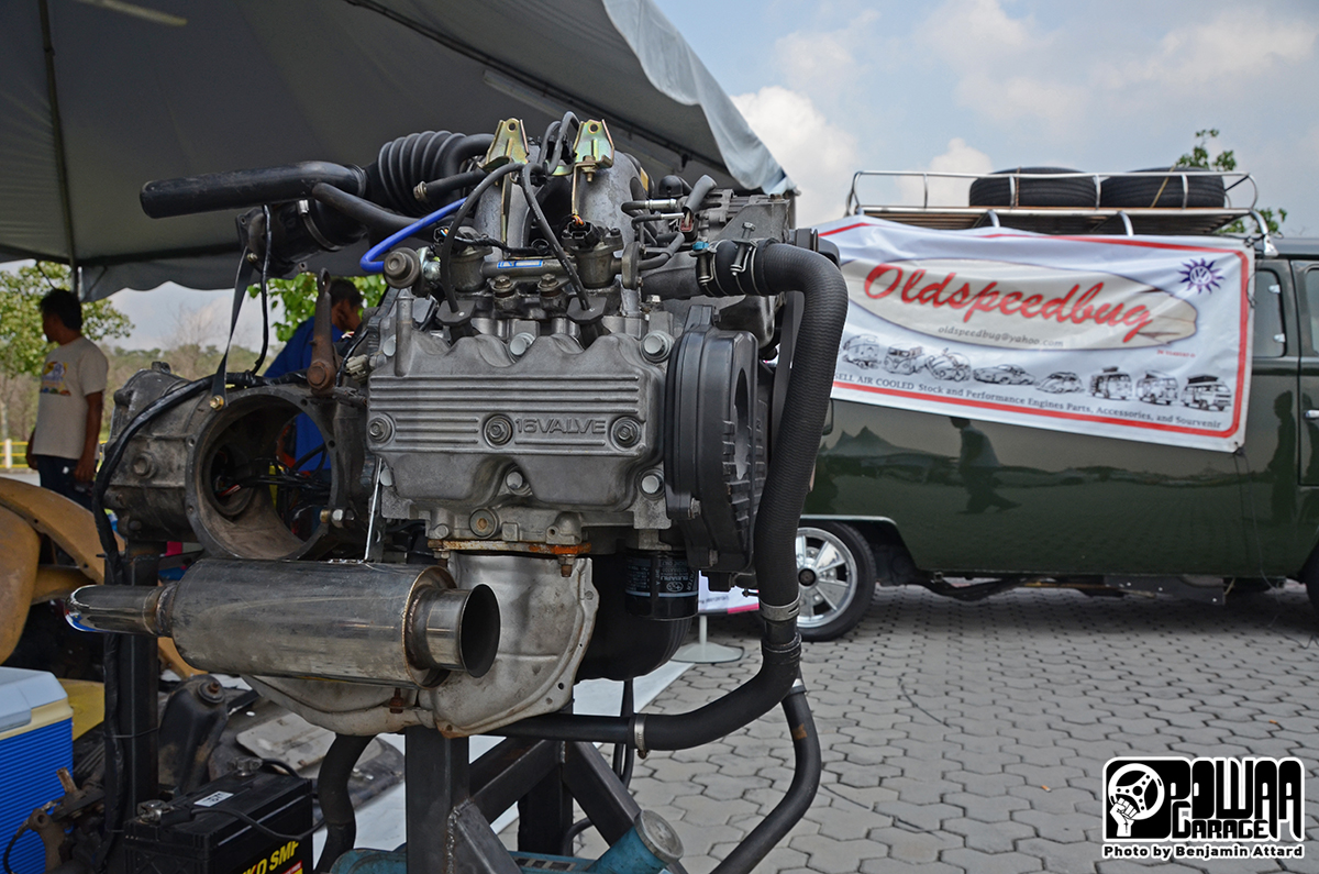 Beetle Spotting - Volksjohore VW Jamboree 2014 | POWAA Garage