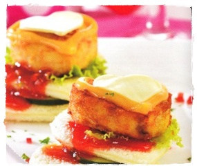 Kue Chicken Canape