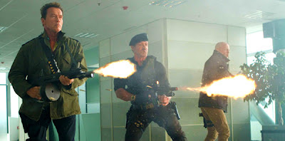 The Expendables 2 A New Extended Trailer