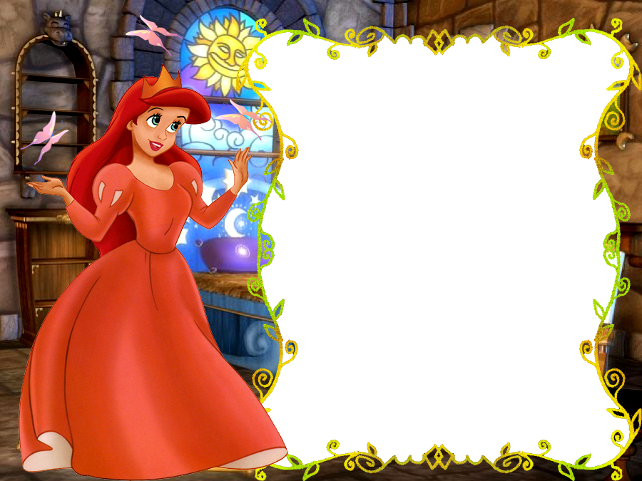 Disney Princess All Together And Alone Free Printable