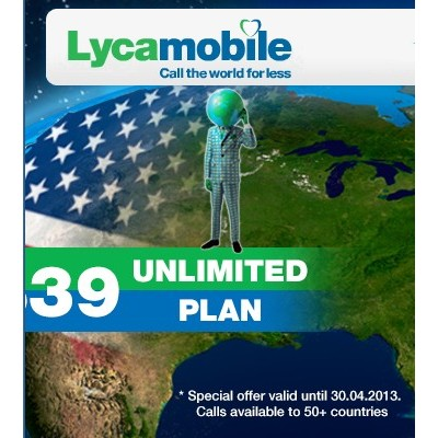 Lycamobile Europes Largest MVNO Is Now In The US Prepaid Phone - Lyca mobile coverage map us