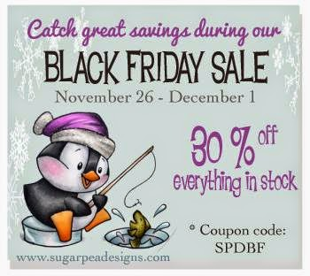 Sugar Pea Designs Black Friday Sale!