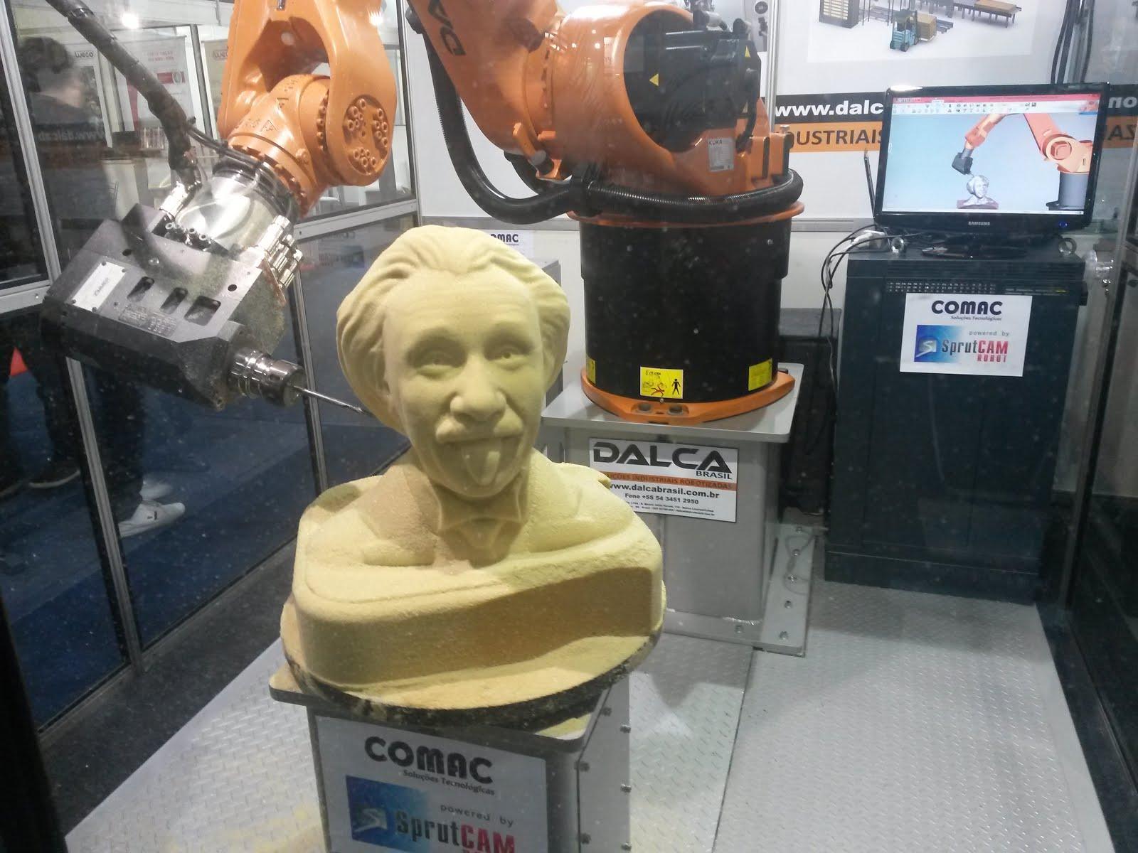 COMAC - SprutCAM BRASIL - Sistema CAD/CAM