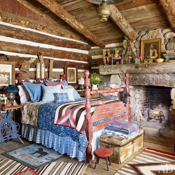 Ralph Lauren Ranch Cabins