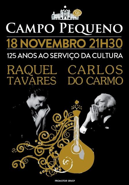 CAMPO PEQUENO - LISBOA 18-11-2017 NOITE DE FADO. 125 ANOS AO SERVIÇO DA CULTURA.
