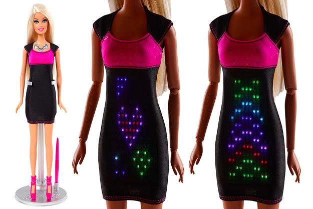 Wearable Tech Barbie