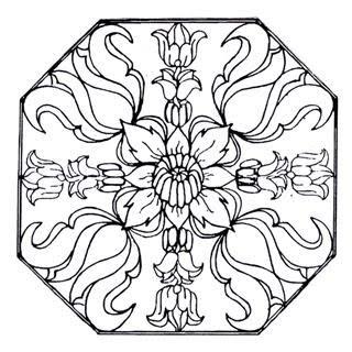 Pengertian dekoratif adalah menggambar dengan tujuan mengolah suatu
