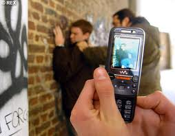 Cell phone bullying
