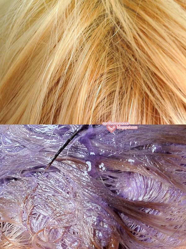 April Fool Romance Review Wella T18 Lightest Ash Blonde