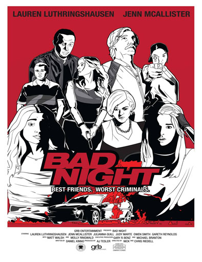 Ver Bad Night (2015) Online