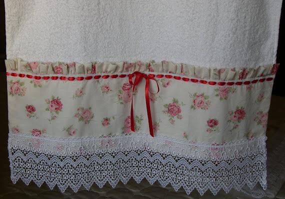 Asciugamano stile inglese