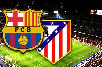fc barcelona atletico madrid live